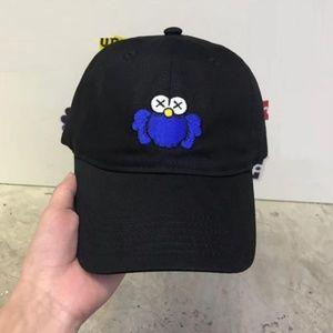 3fda208e Uniqlo x KAWS Accessories - Kaws Uniqlo Sesame Street Dad Hat Takashi  Murakami